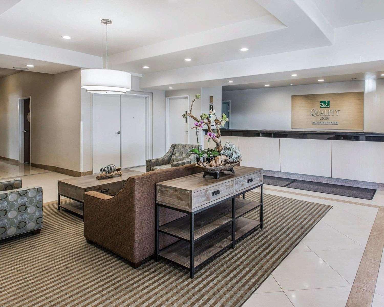 Lobby - Quality Inn Rosemead