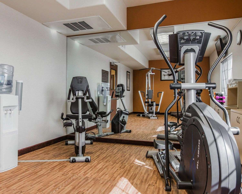 Fitness/ Exercise Room - Quality Inn Rosemead