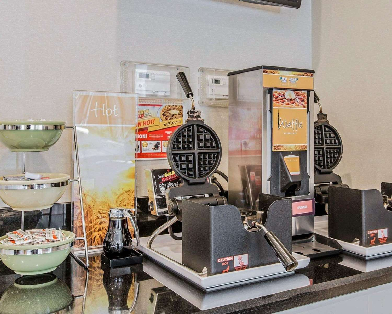 Restaurant - Quality Inn Rosemead