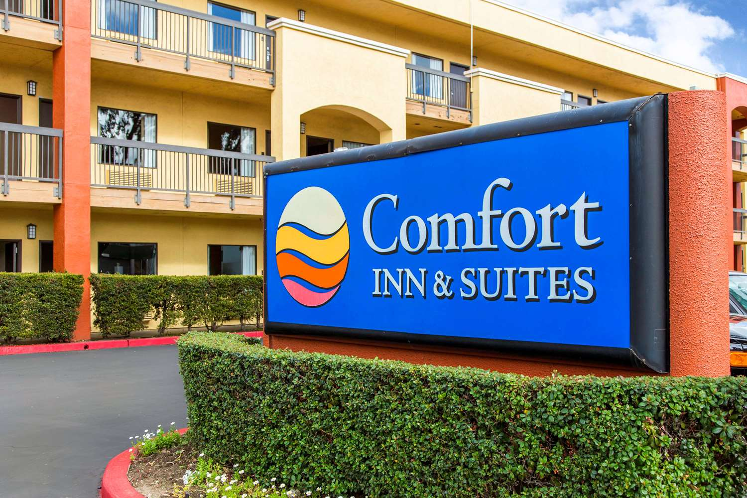 Exterior view - Comfort Inn & Suites SFO Airport South San Francisco