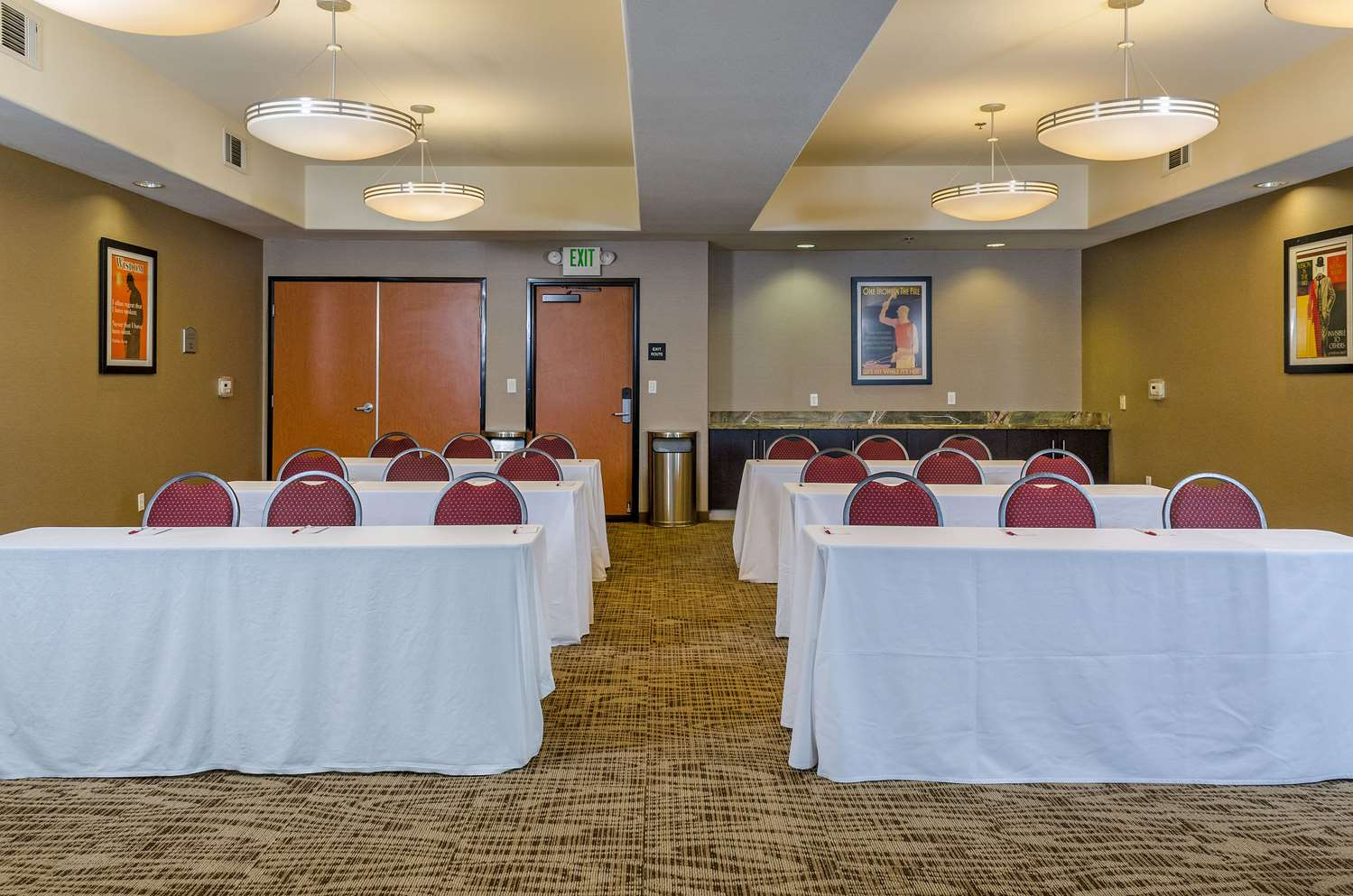 Meeting Facilities - Comfort Suites Turlock
