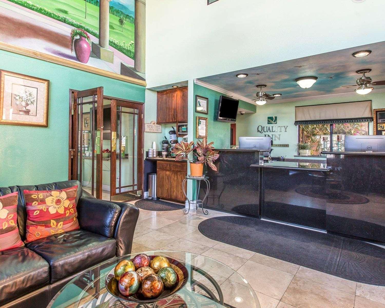 Lobby - Quality Inn Hemet