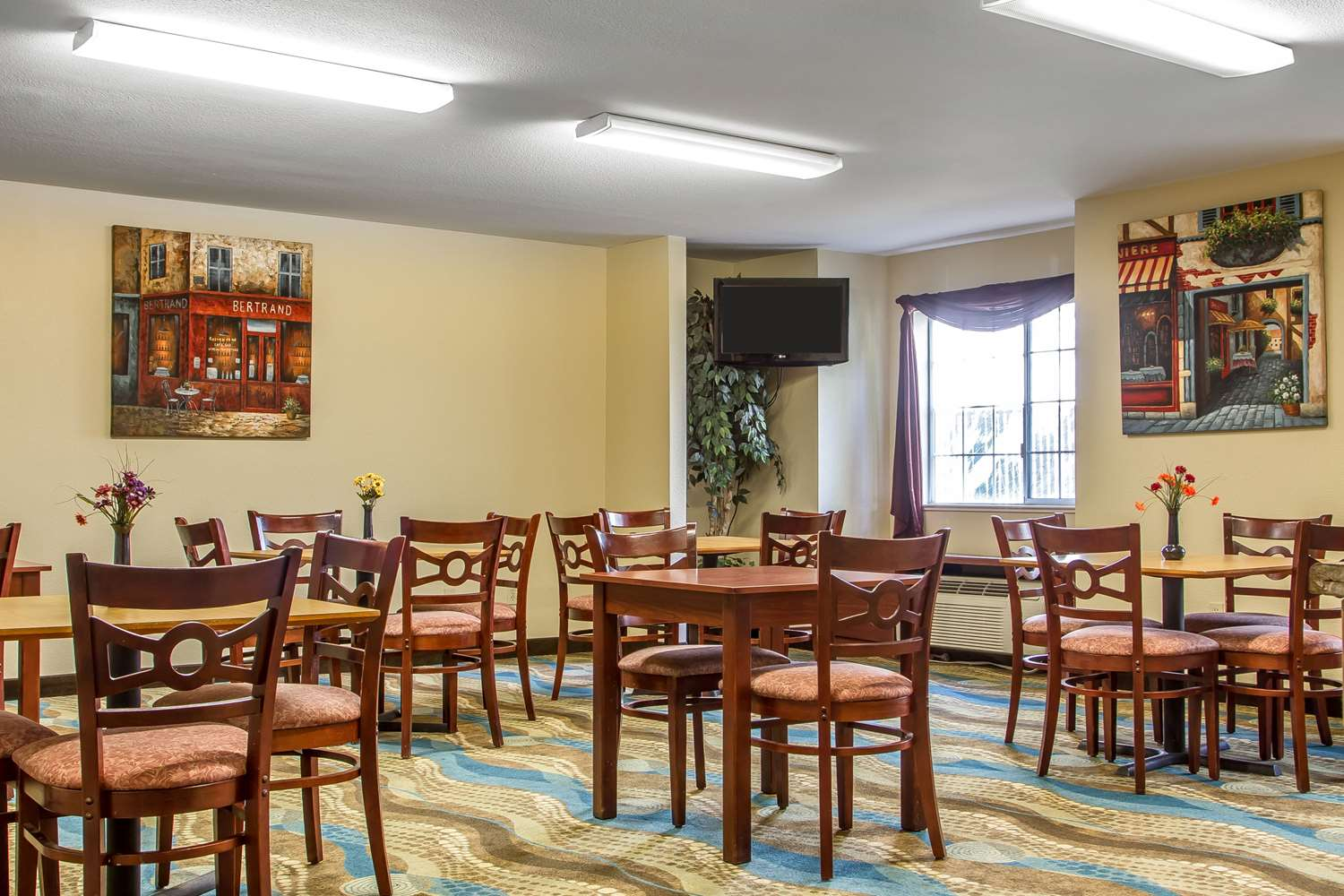 Restaurant - Quality Inn & Suites Santa Rosa