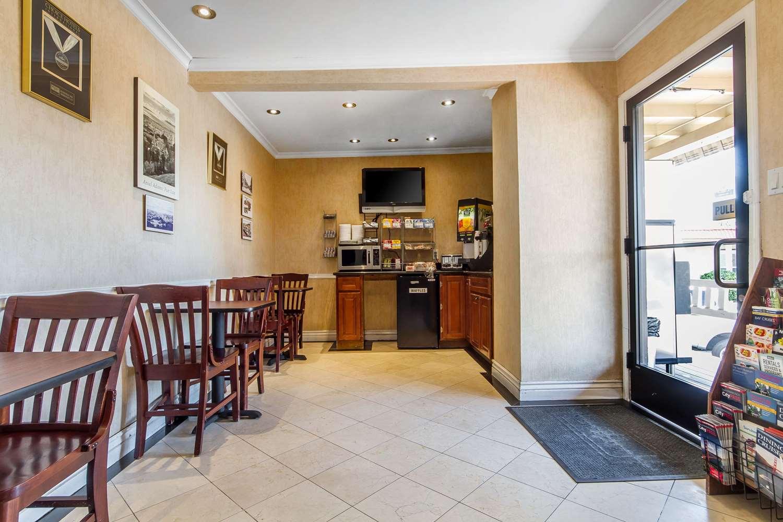 Restaurant - Rodeway Inn Berkeley