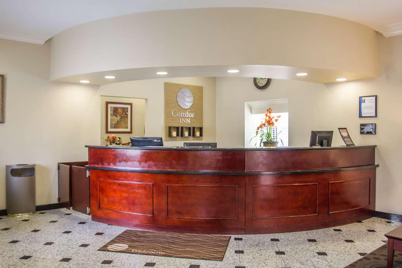 Lobby - Comfort Inn Hawthorne