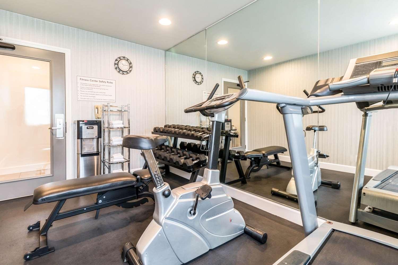 Fitness/ Exercise Room - Comfort Inn Eureka
