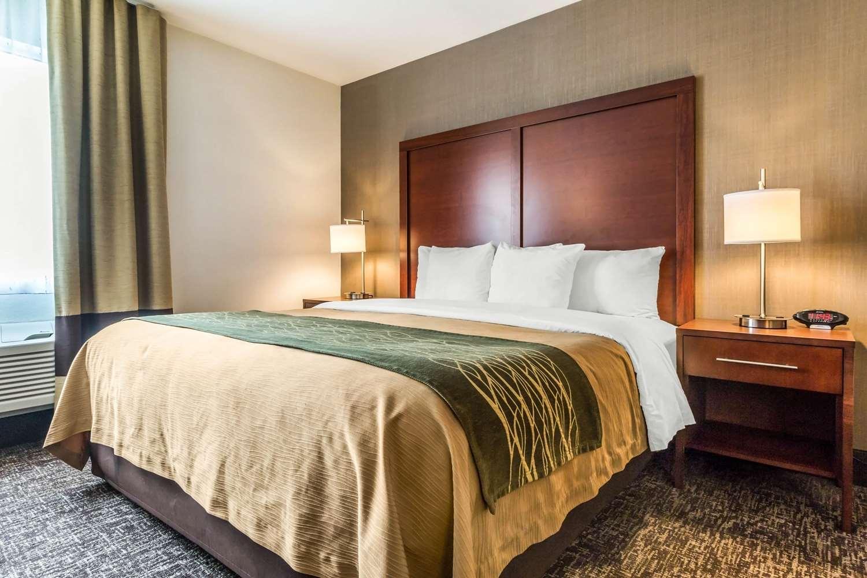 Room - Comfort Inn Eureka