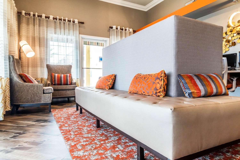 Lobby - Comfort Inn Eureka