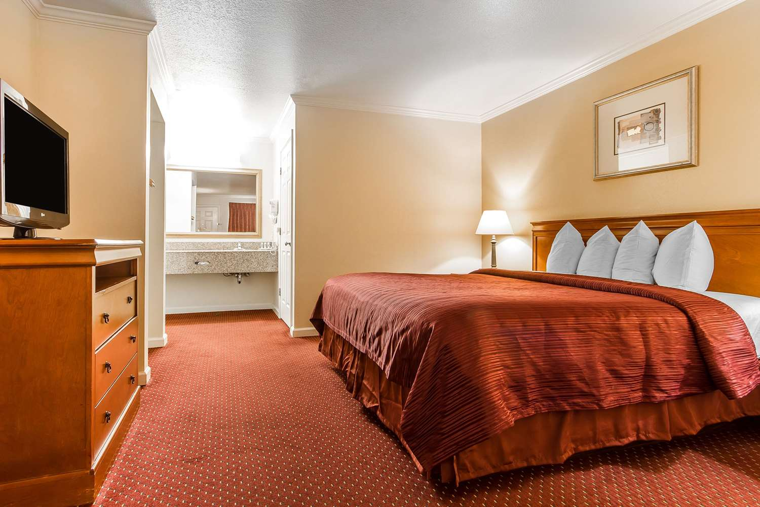 Suite - Quality Inn & Suites Gilroy