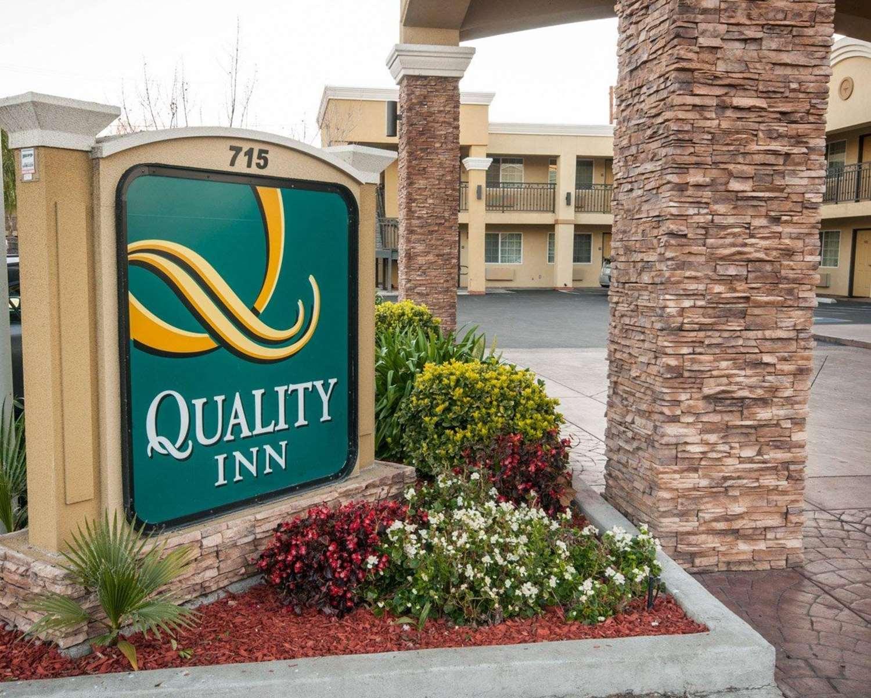 Exterior view - Quality Inn Chico