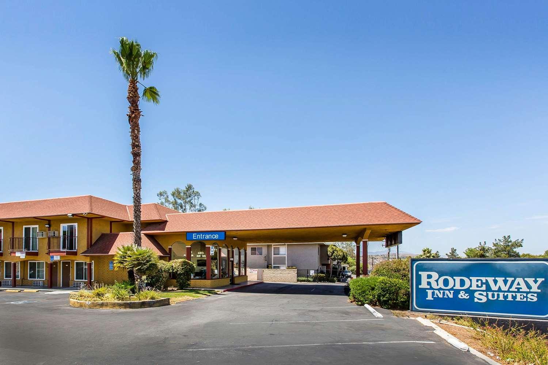 Exterior view - Rodeway Inn & Suites Canyon Lake