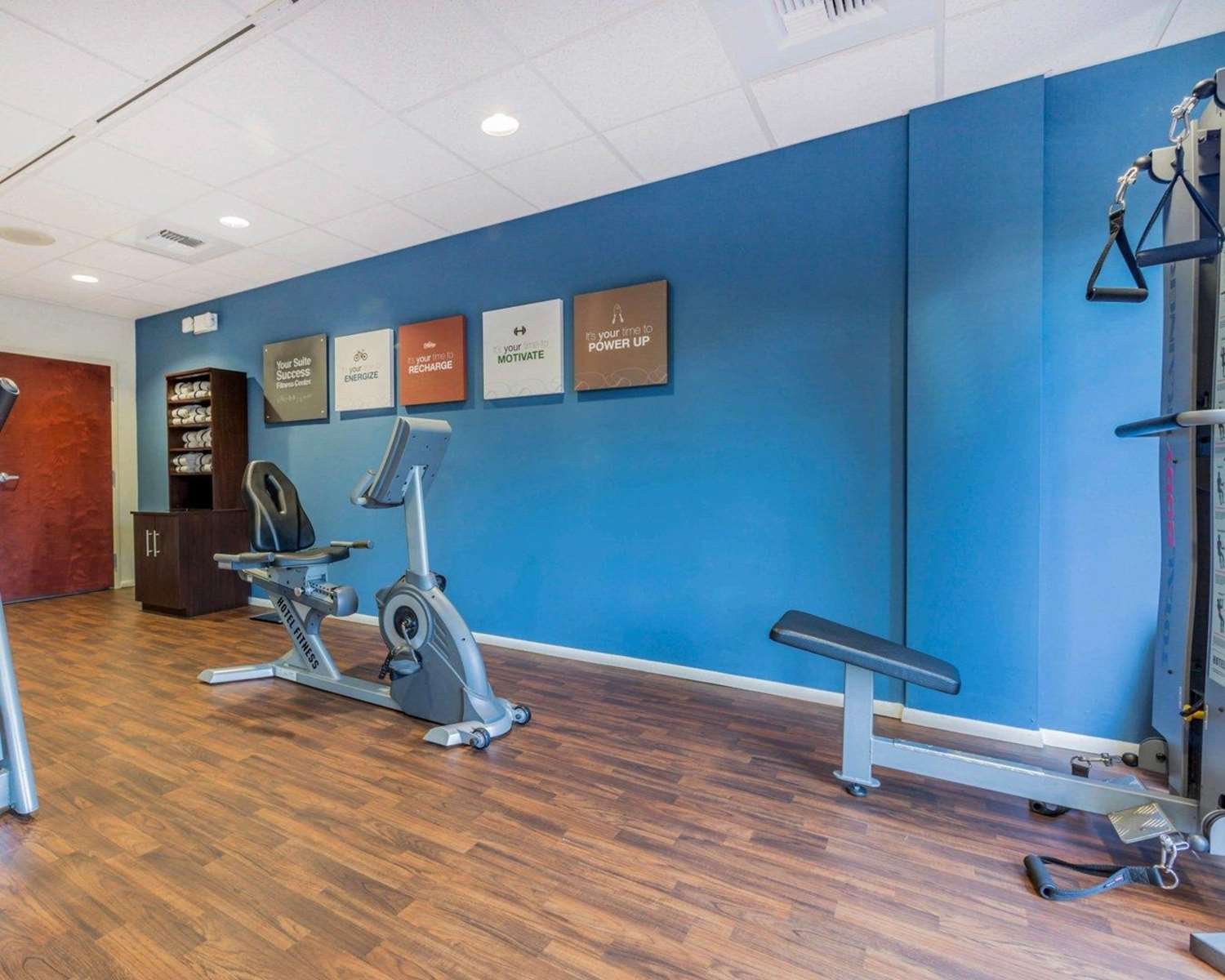 Fitness/ Exercise Room - Comfort Suites Blythe