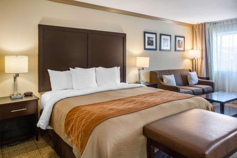 Suite - Comfort Inn Castro Valley