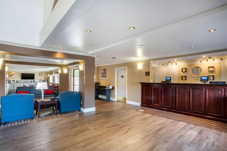 Lobby - Comfort Inn Castro Valley