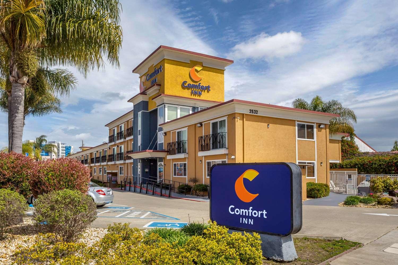 Exterior view - Comfort Inn Castro Valley