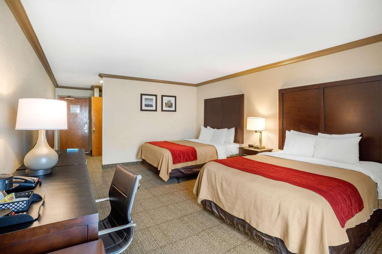 Room - Comfort Inn Castro Valley