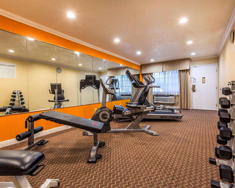 Fitness/ Exercise Room - Quality Inn Blythe