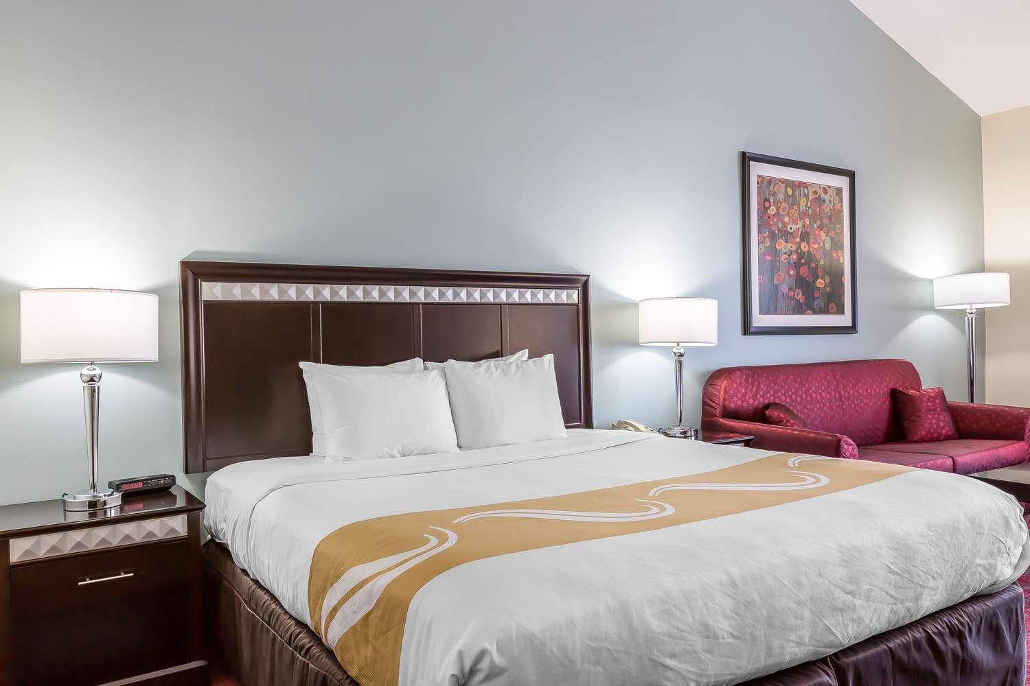 Room - Quality Inn & Suites Lake Forest
