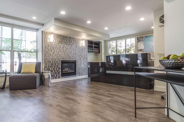 Lobby - Inn Off Capitol Park Sacramento