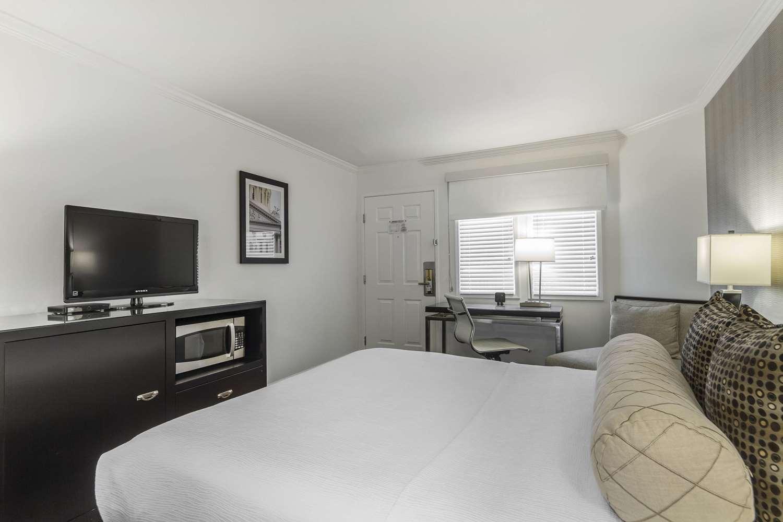 Room - Inn Off Capitol Park Sacramento