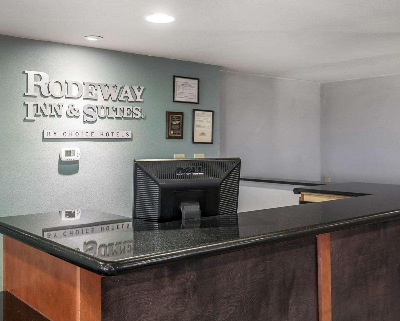 Lobby - Rodeway Inn & Suites Needles
