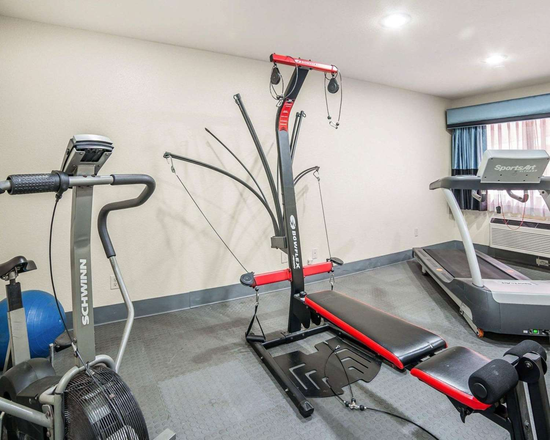 Fitness/ Exercise Room - Rodeway Inn & Suites Needles