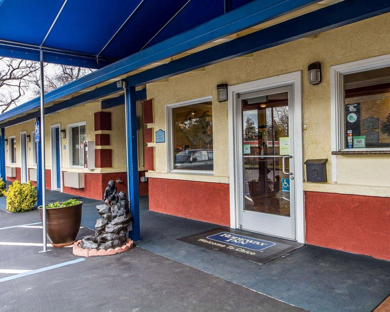 Exterior view - Rodeway Inn Chico