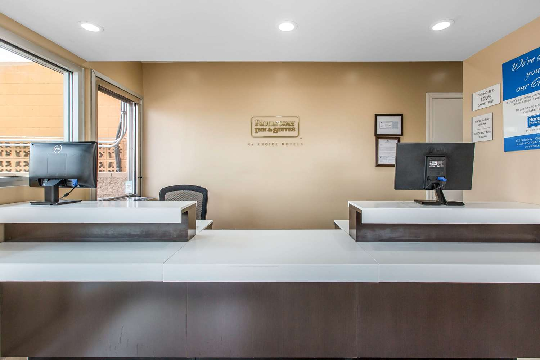 Lobby - Rodeway Inn & Suites Chula Vista