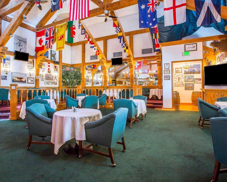 Bar - Clarion Inn Ridgecrest