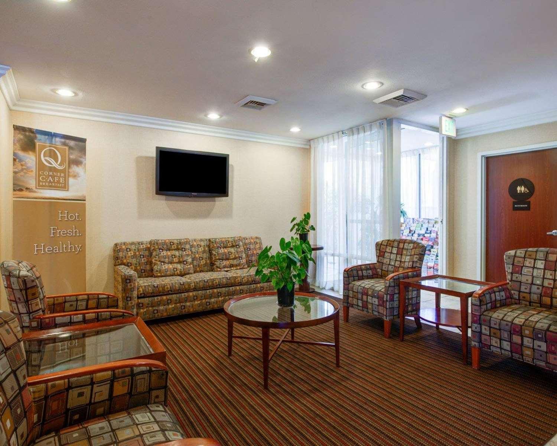 Lobby - Quality Inn Placentia