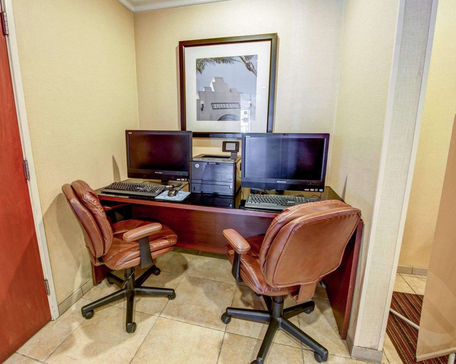 Conference Area - Quality Inn Placentia