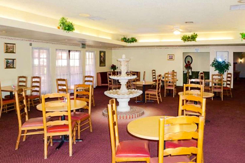 Restaurant - Rodeway Inn & Suites Ridgecrest