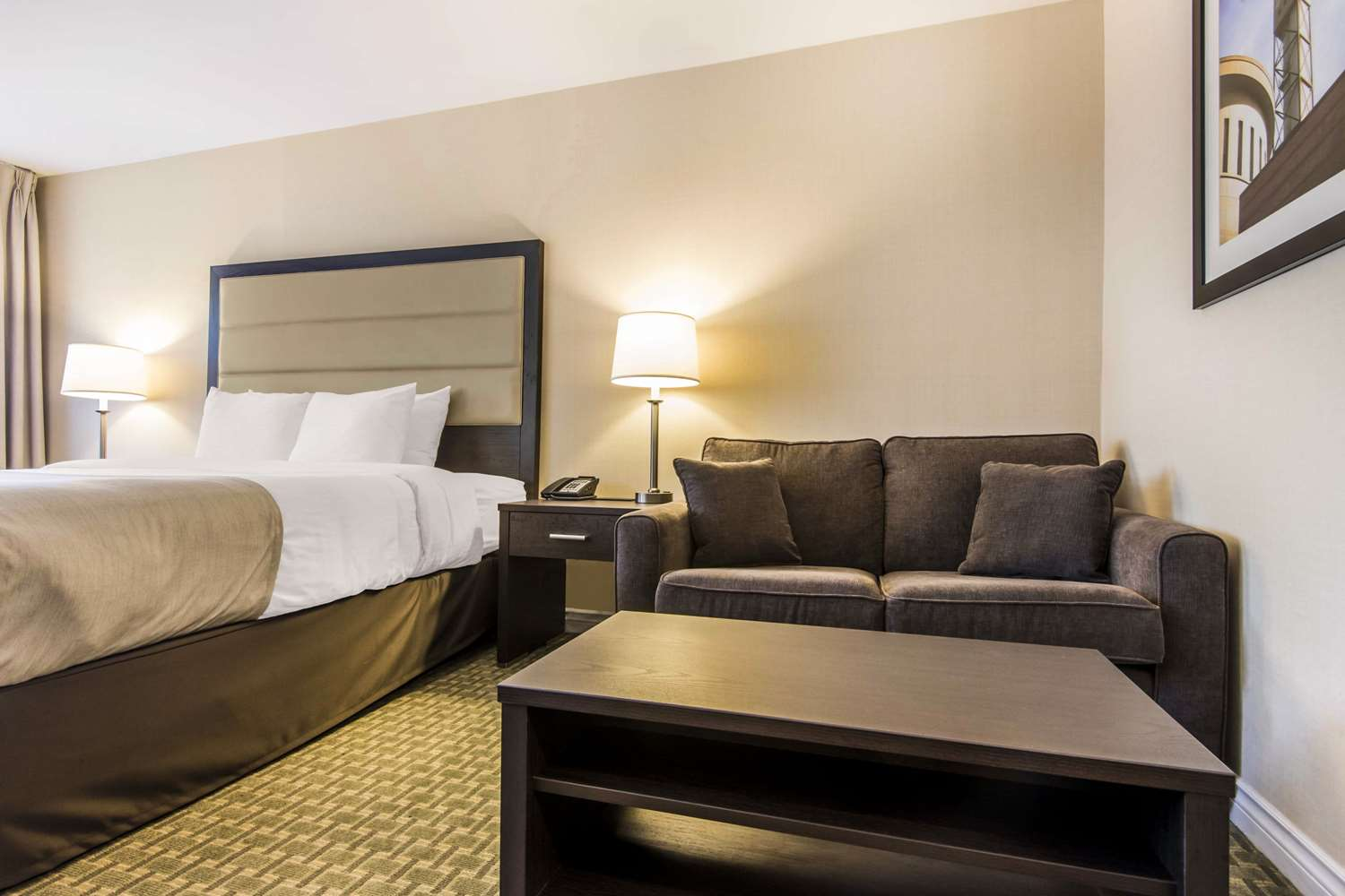 Room - Quality Inn Toronto Airport West Mississauga