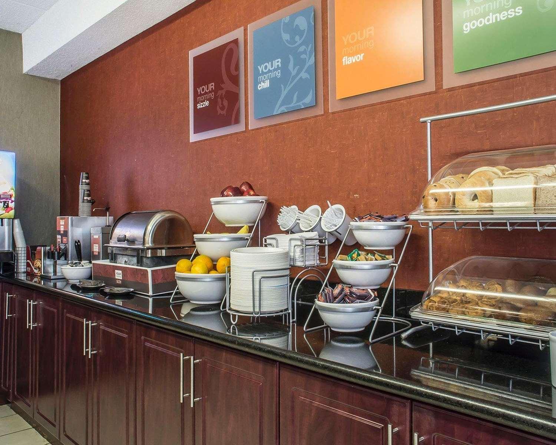 Restaurant - Comfort Inn Port Hope