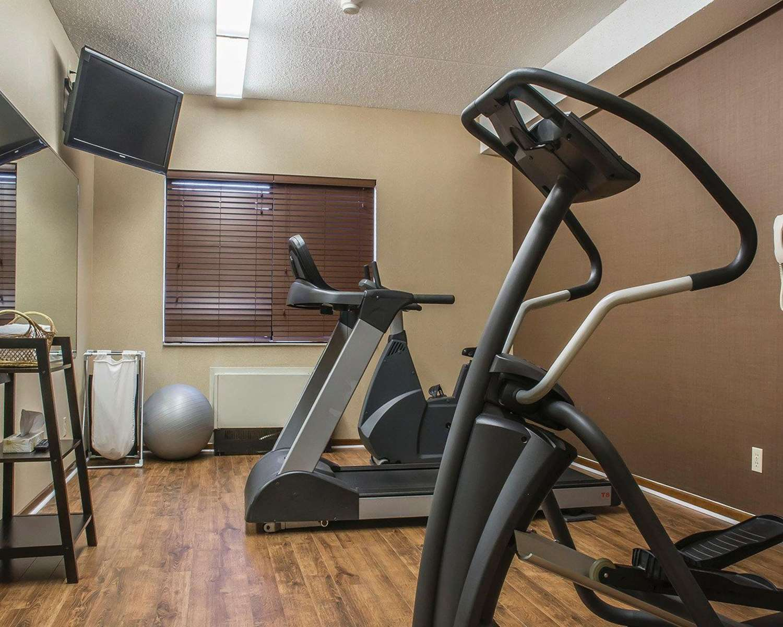 Fitness/ Exercise Room - Comfort Inn Port Hope
