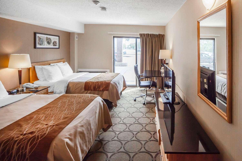 Room - Comfort Inn West Edmonton