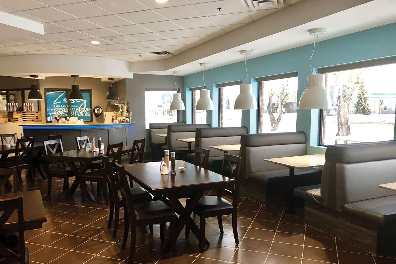 Restaurant - Comfort Inn West Edmonton