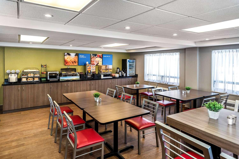 Restaurant - Comfort Inn Brandon