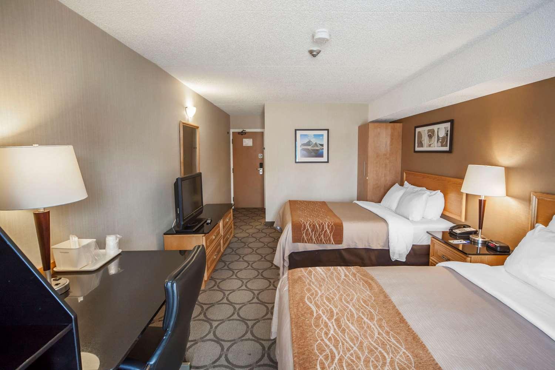 Room - Comfort Inn Winnipeg Airport