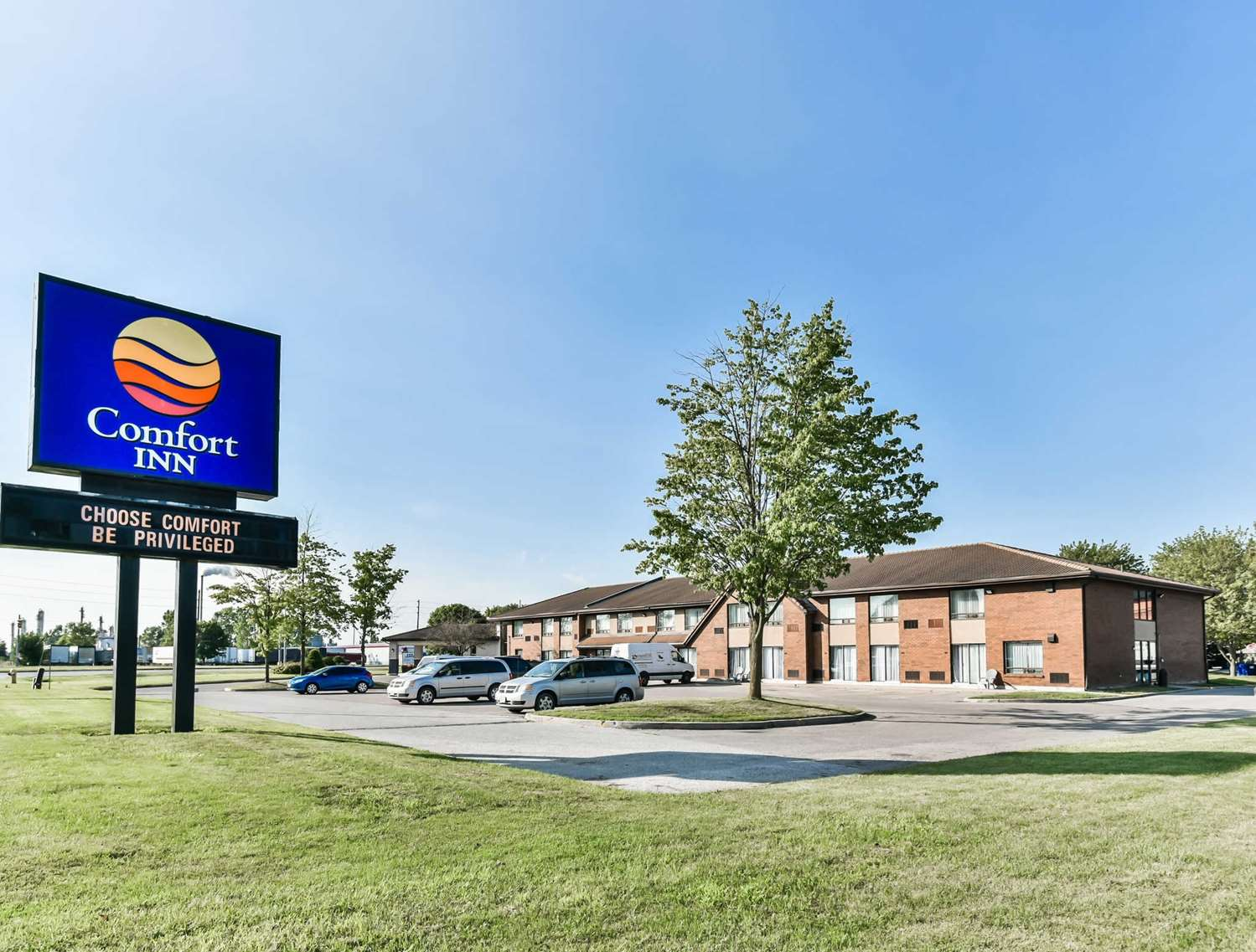 Exterior view - Comfort Inn Chatham