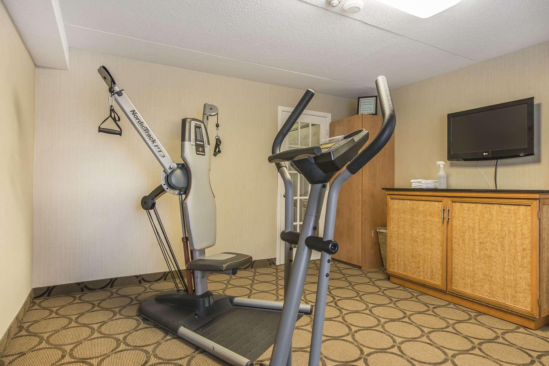 Fitness/ Exercise Room - Comfort Inn Sault Ste Marie