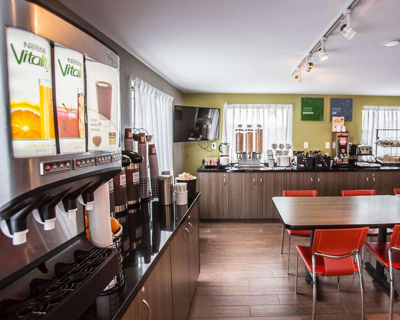 Restaurant - Comfort Inn Ottawa
