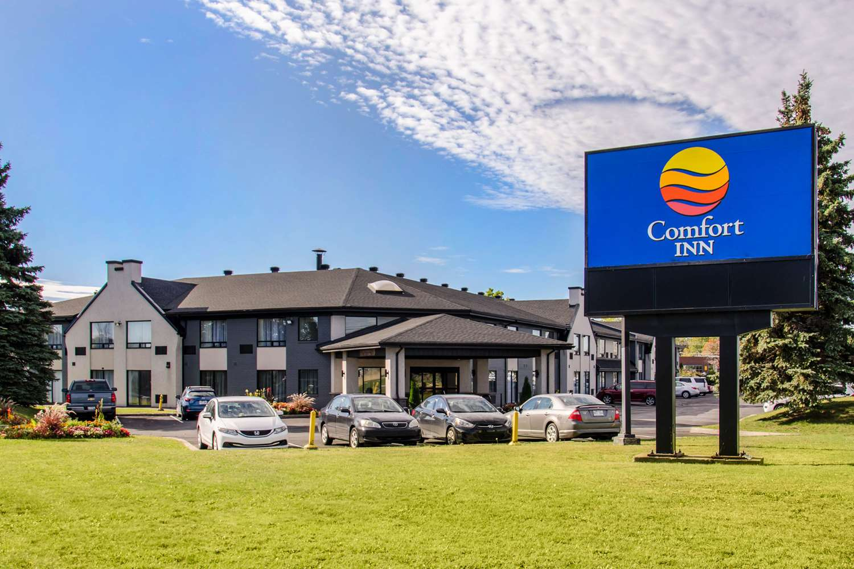 Exterior view - Comfort Inn Montreal Airport Dorval