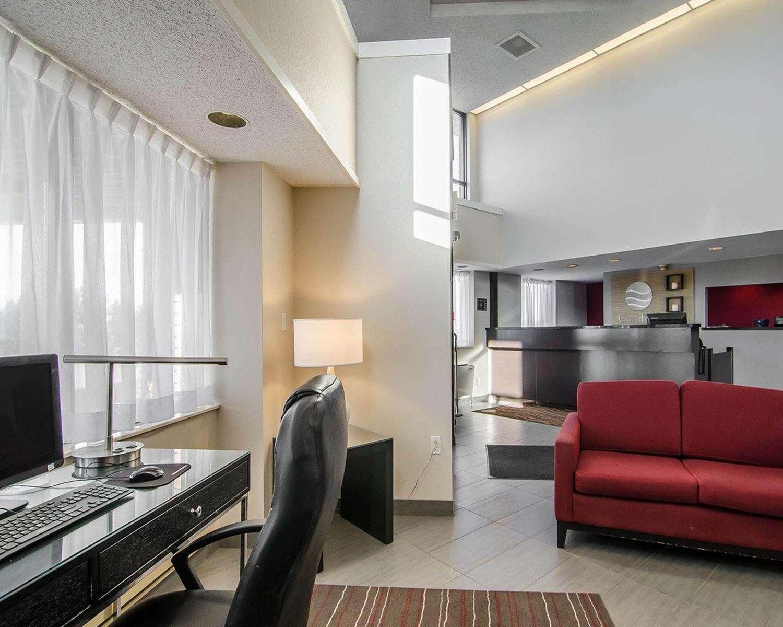 Conference Area - Comfort Inn Regina