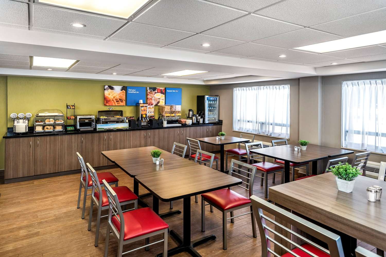 Restaurant - Comfort Inn South Winnipeg