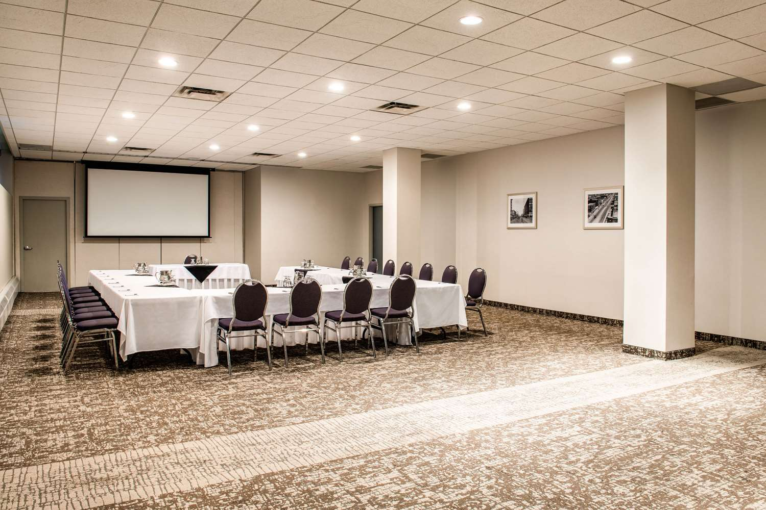 Meeting Facilities - Clarion Hotel & Suites Winnipeg