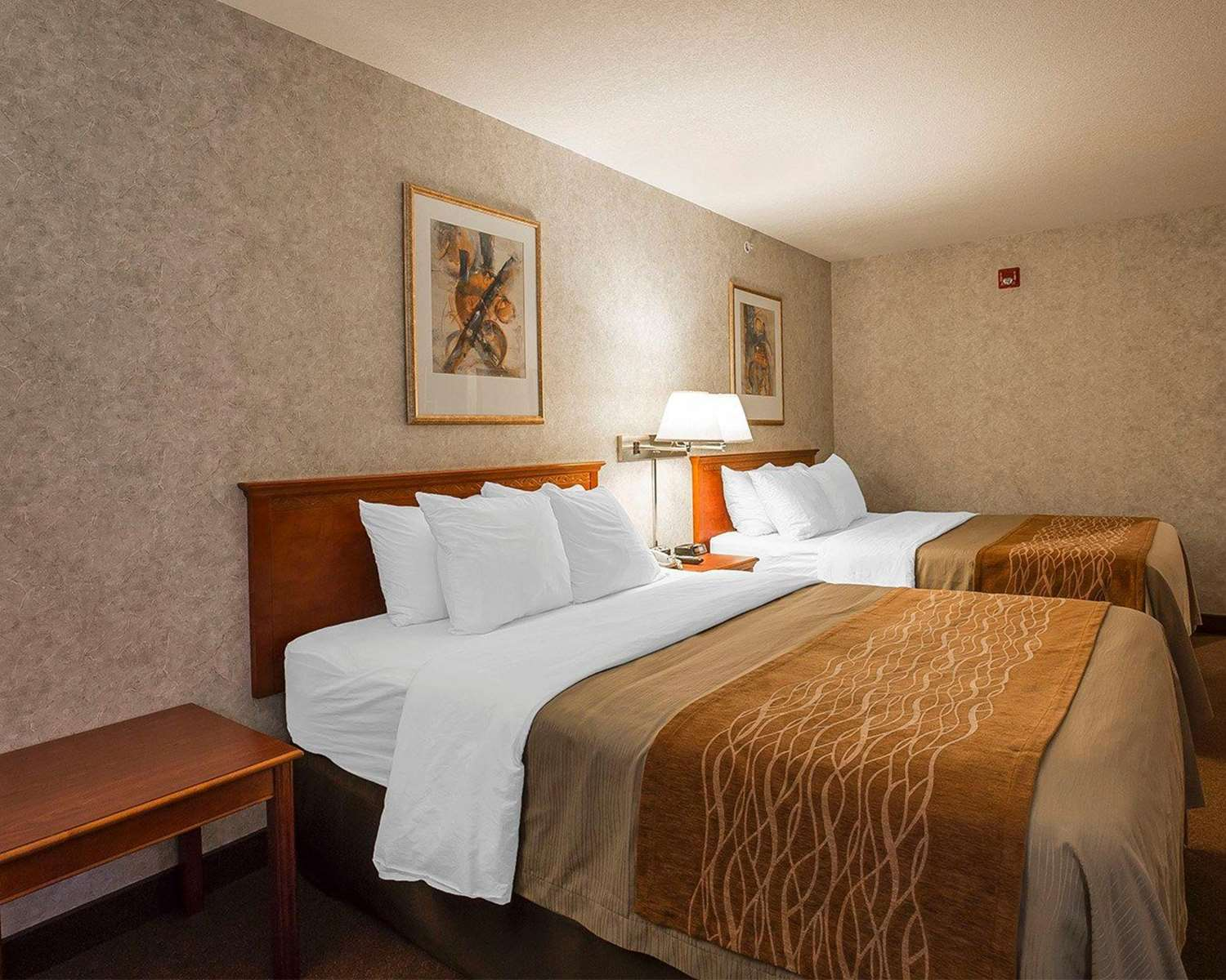 Room - Comfort Inn Lethbridge