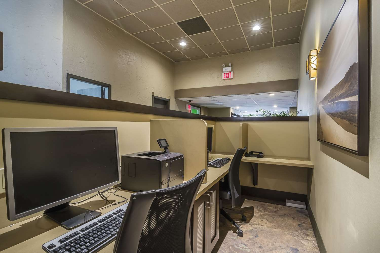 Conference Area - Quality Hotel & Conference Centre Fort McMurray