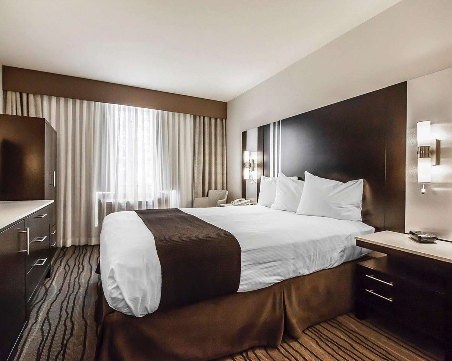 Room - Quality Hotel Vancouver Airport South Richmond