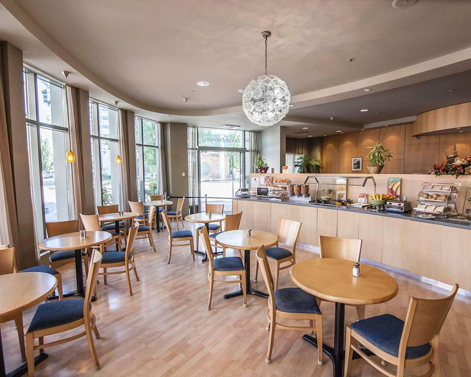 Restaurant - Quality Hotel Vancouver Airport South Richmond